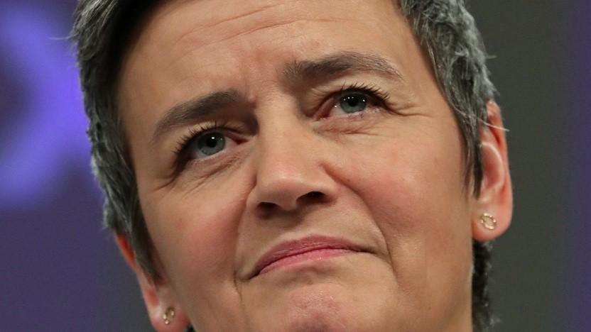 EU-Kommissionsvize Vestager findet das Aus von Cliqz ausgesprochen schade.
