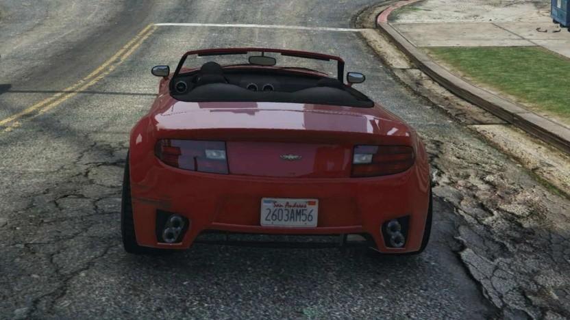 In GTA V fahren normalerweise die Spieler selbst.