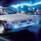 Back To The Future: Playmobil bringt DeLorean DMC-12 aus Zurück in die Zukunft