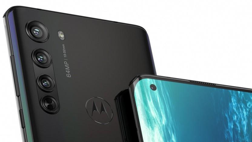 Das Motorola Edge