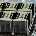 Supercomputer: Drei deutsche Systeme setzen auf Nvidias Ampere