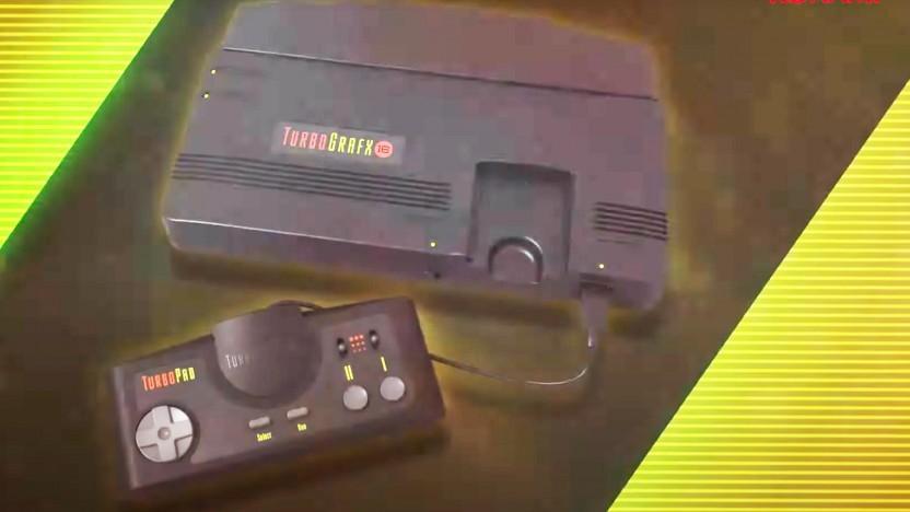 Der Turbografx-16 Mini hat 57 Spiele.