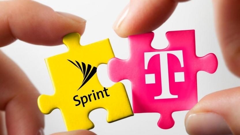 Die Fusion war ein Übernahme: Telekom kaufte Sprint.