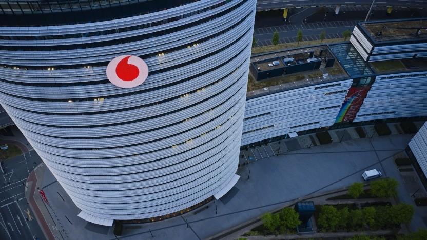 Vodafone Kabelnetz