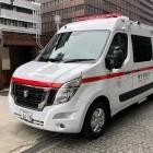 EV Ambulance: Elektro-Krankenwagen von Nissan