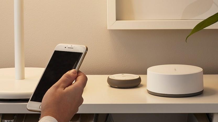 Ikeas Smart-Home-System Trådfri im Test.
