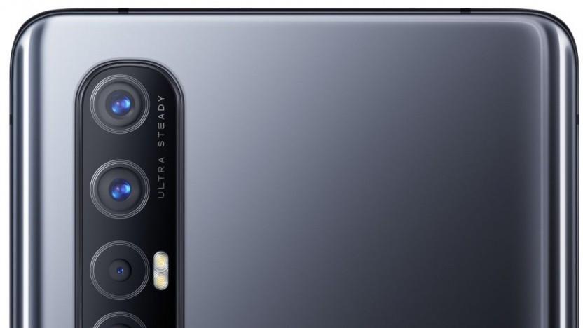 Die Vierfachkamera des Oppo Find X2 Neo