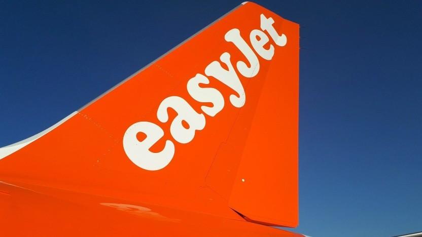 Datenleck bei Easyjet