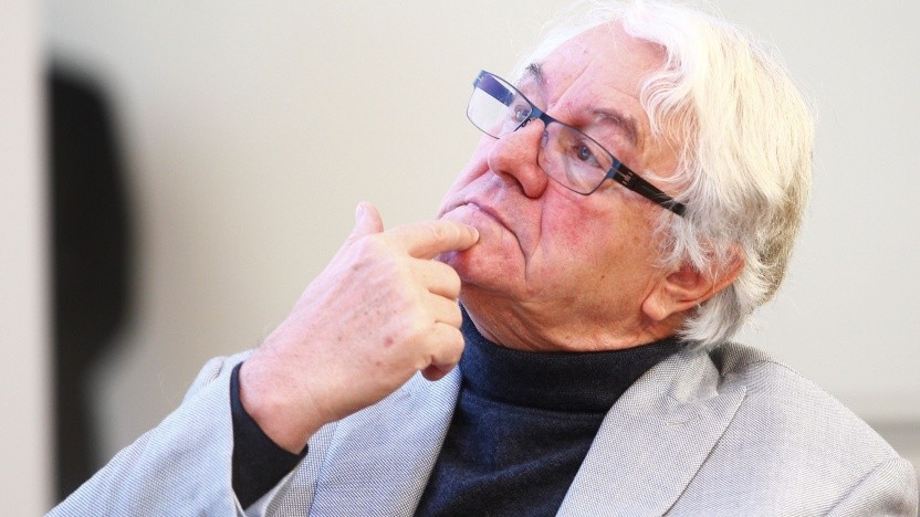 SAP-Gründer Hasso Plattner (76)