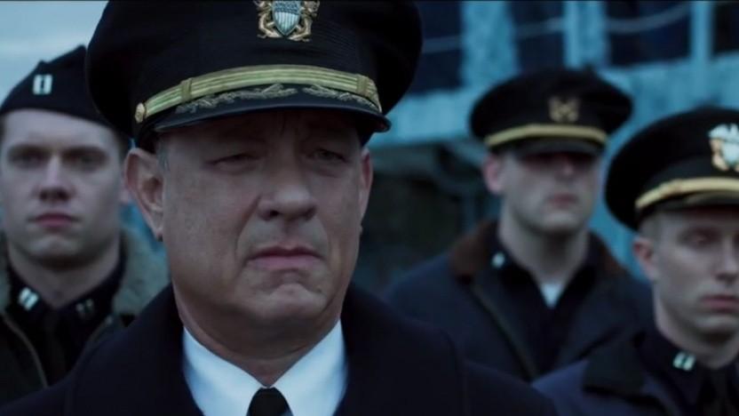 Der Tom-Hanks-Film Greyhound kommt auf Apple TV+.