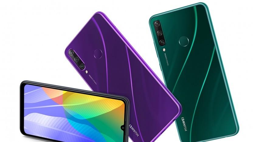 Das Y6p von Huawei