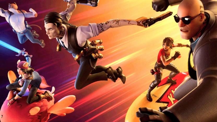 Artwork des Epic-Games-Spiels Fortnite