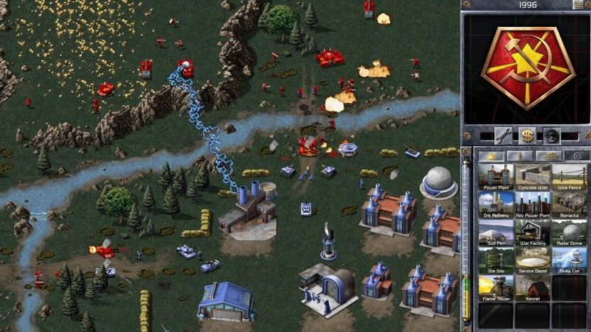 Artwork der Command & Conquer Remastered Collection