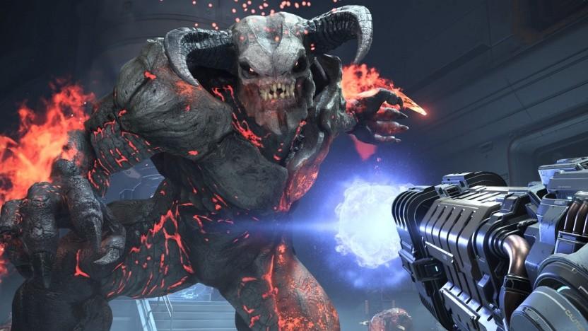 Artwork von Doom Eternal