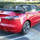 Elektroauto: Tesla Model 3 als Cabrio