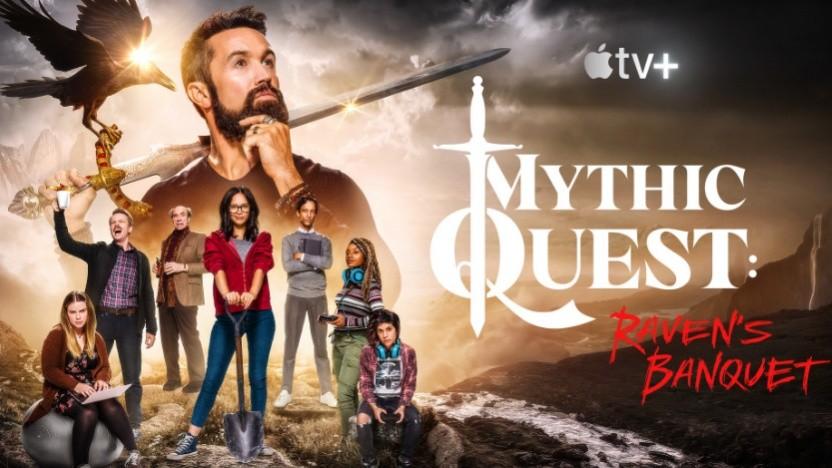 Die Coronafolge von Mythic Quest ist ab dem 22. Mai zu sehen.