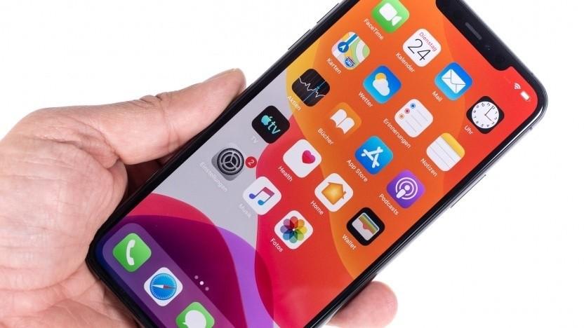 Die Vorabversion von iOS 14 stammt von einem Entwickler-iPhone. (Symbolbild)