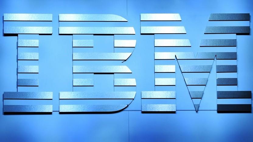 IBM streicht zahlreiche Stellen.