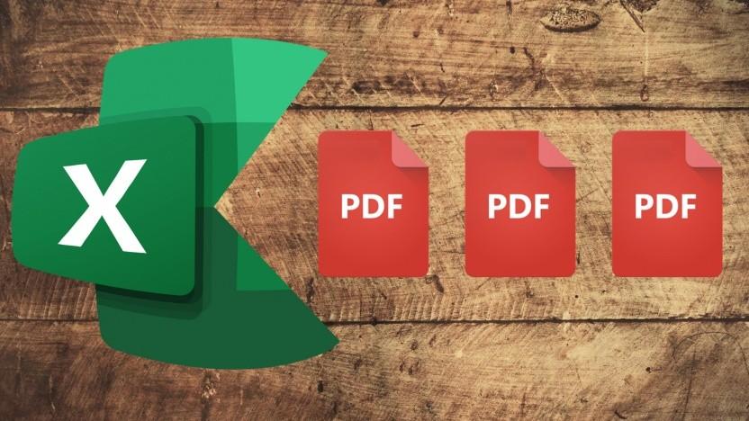 Excel kann bald PDF-Daten verarbeiten.