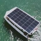 Aquanima 40: Solarzellen-Yacht für elektrische Ozeanüberquerungen