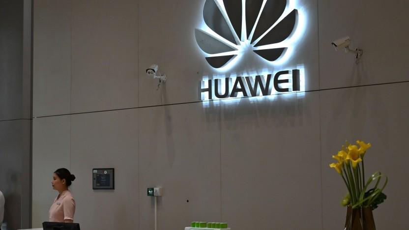 Huawei-Hauptsitz in Shenzhen