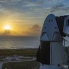 SpaceX: Crew Dragon fliegt erstmals mit Astronauten an Bord