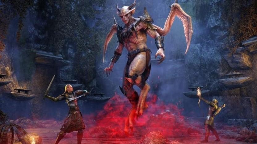 Artwork von The Elder Scrolls Online Greymoor