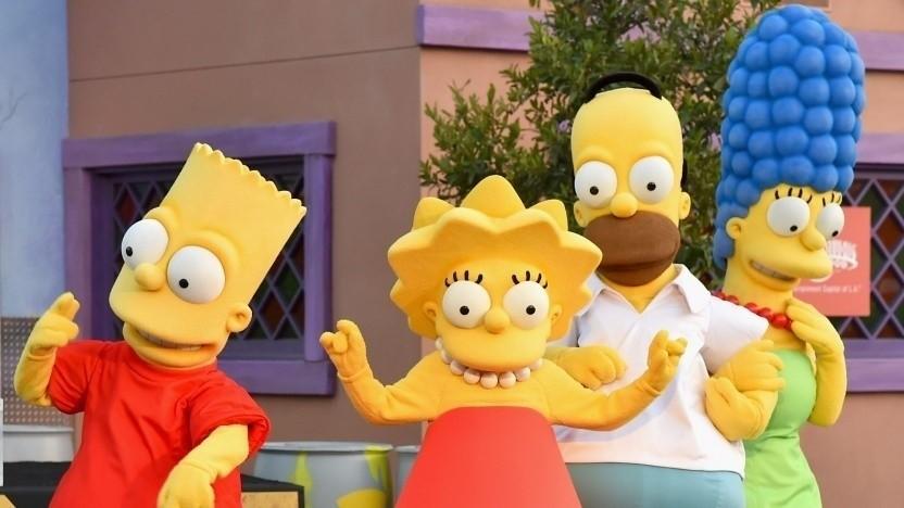 Disney hat die Fehler bei den Simpsons korrigiert - andere Fehler bestehen weiter.