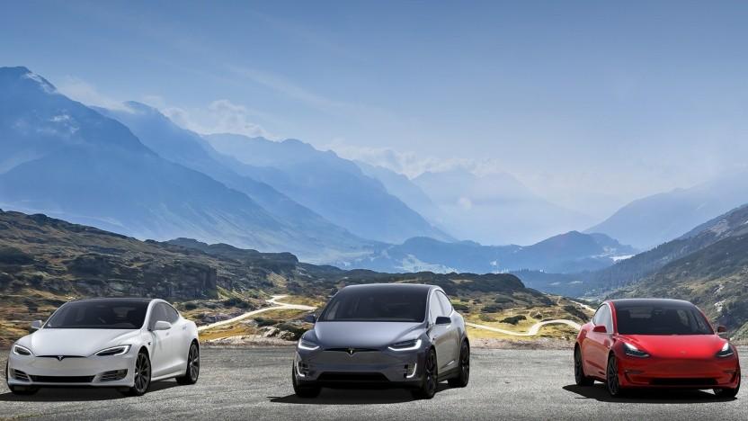 Diese Teslas werden preiswerter.