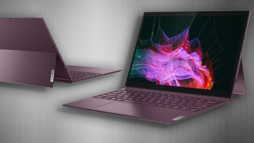 Lenovos Notebook erinnert an das Surface Pro.