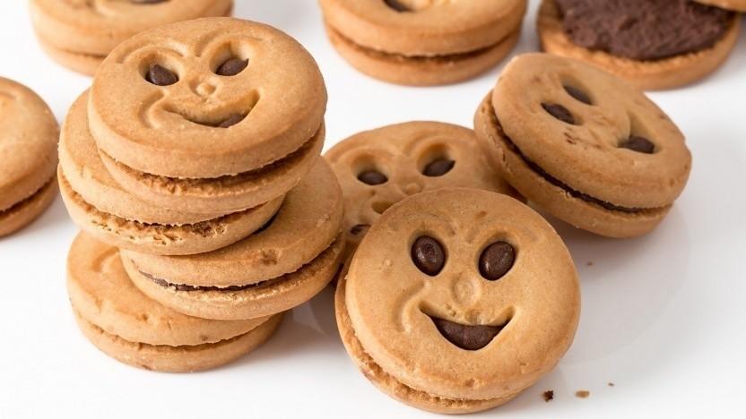 Nicht alle Cookies sind im Internet beliebt.
