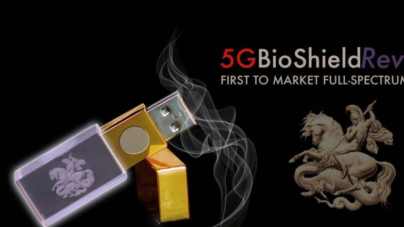 5GBioShield enthält keinerlei Technik
