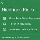 Github: Entwickler veröffentlichen Screenshots der Corona-Warn-App
