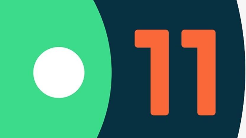 Artwork von Android 11