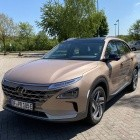 Hyundai Nexo: Wasserdampf im Rückspiegel