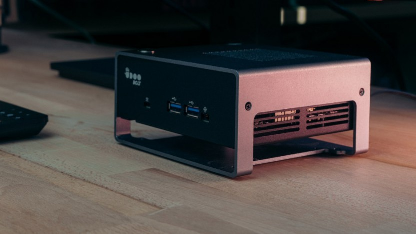 Der Udoo Bolt Gear ist ein kleiner Rechner mit Ryzen-CPU.