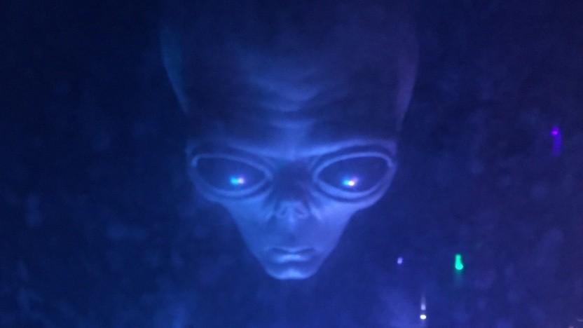 Fantasien über Außerirdische gibt es viele, gezeigt haben sie sich uns aber noch nicht.