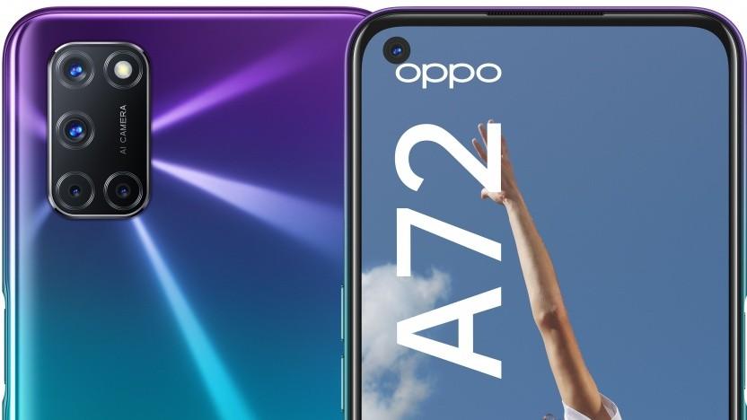 Das Oppo A72