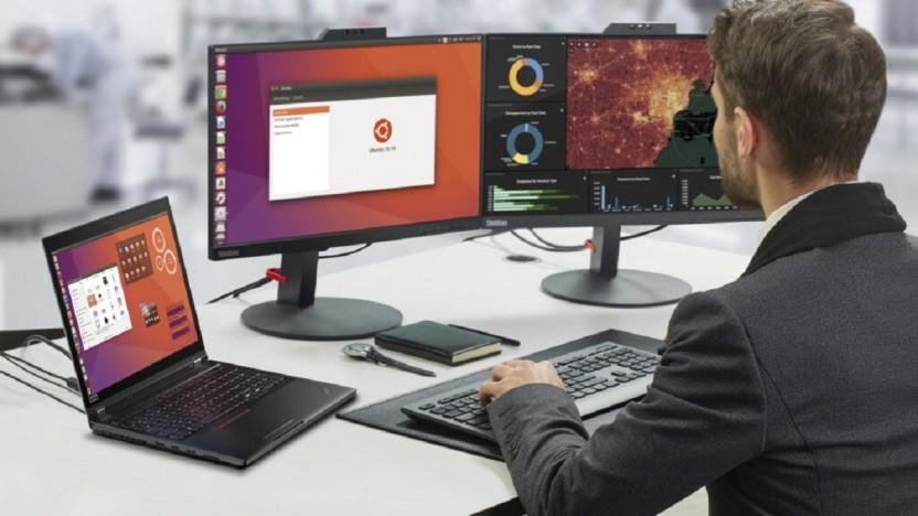 Lenovo zertifiziert Hardware für Linux.