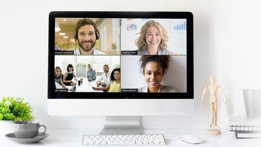 Die Videokonferenz-Software Zoom