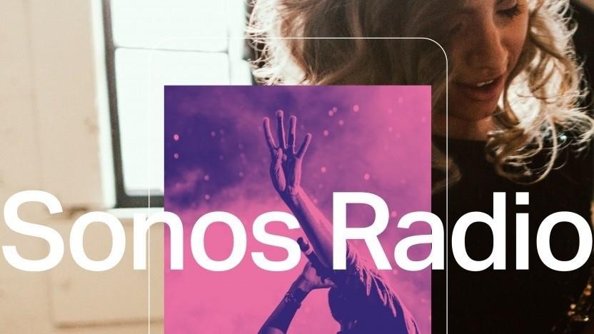 Sonos Radio in Deutschland mit allen Funktionen.