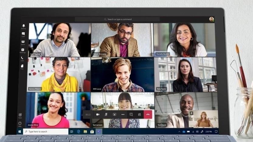 Die maximale Teilnehmerzahl einer Teams-Videokonferenz wird erhöht.