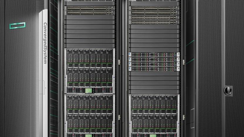 Wären gern mit dabei: Cloud Infrastructure Management - Helion CloudSystem von HPE