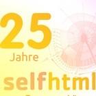 WWW: Selfhtml wird 25 Jahre alt
