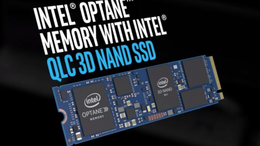 Intel baut Optane auch im M.2-Format.