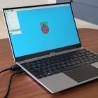 Nexdock Touch: Raspberry Pi wird zum Notebook mit Touchscreen