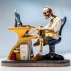 Cyberkriminalität: Langeweile statt Untergrund-Romantik