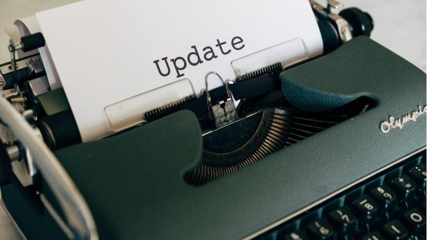 Qnap rät zum schnellen Update.