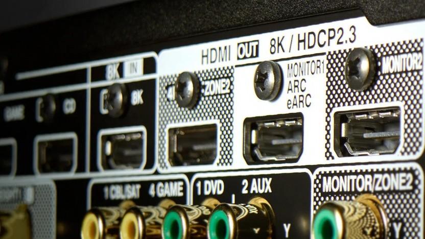 AVC-X6700H mit HDMI 2.1