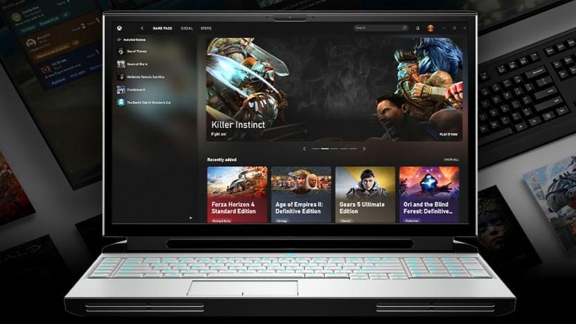 Artwork der Xbox-Beta-App unter Windows 10